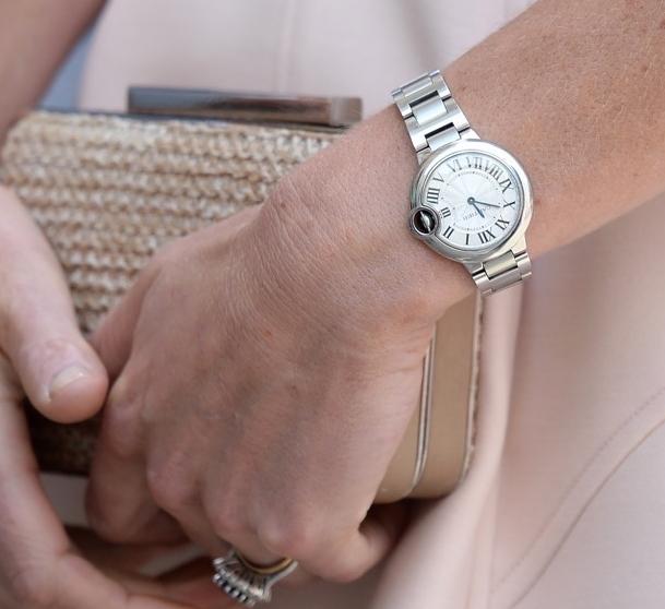 Replica Cartier Ballon Bleu 28mm Women's Dress Watch Price
