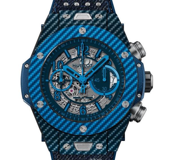 Replica Hublot Big Bang Unico Italia Independent Blue Price