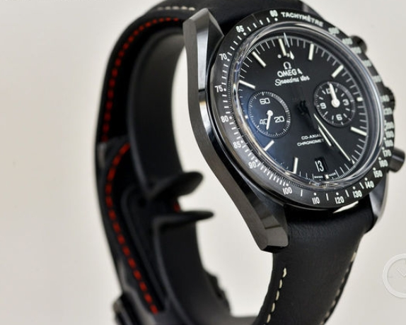 Replica Omega Speedmaster Dark Side of the Moon Pitch Black Price