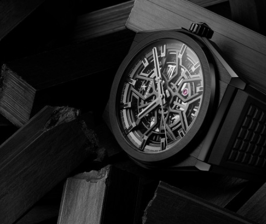 Replica Zenith Defy Classic Black Ceramic Price