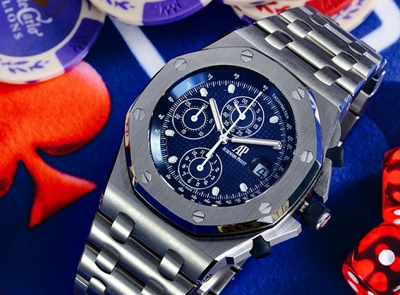 Replica Audemars Piguet Royal Oak Offshore Chronograph Re-edition 25th Anniversary Price