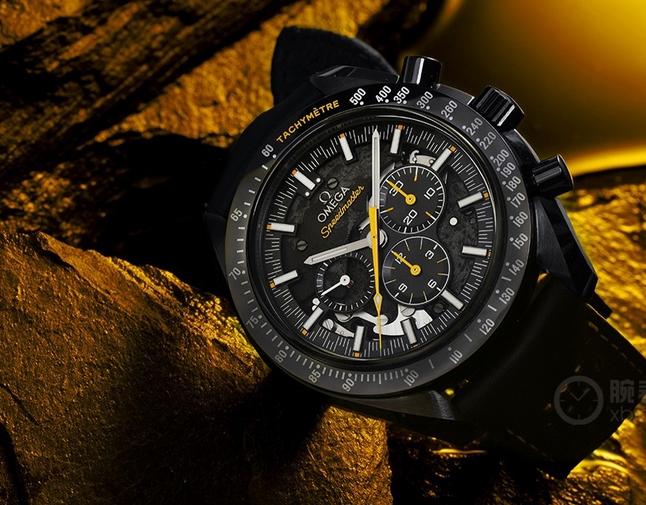 Replica Omega Speedmaster Moonwatch Dark Side of the Moon Apollo 8 Price