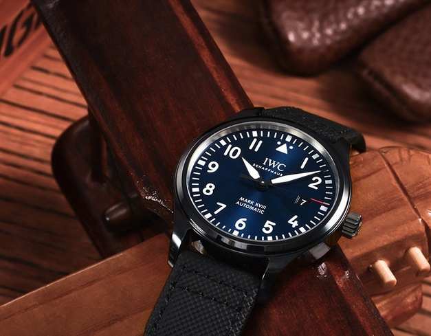 Replica IWC Pilot's Mark XVII Laureus Sport For Good Foundation Price