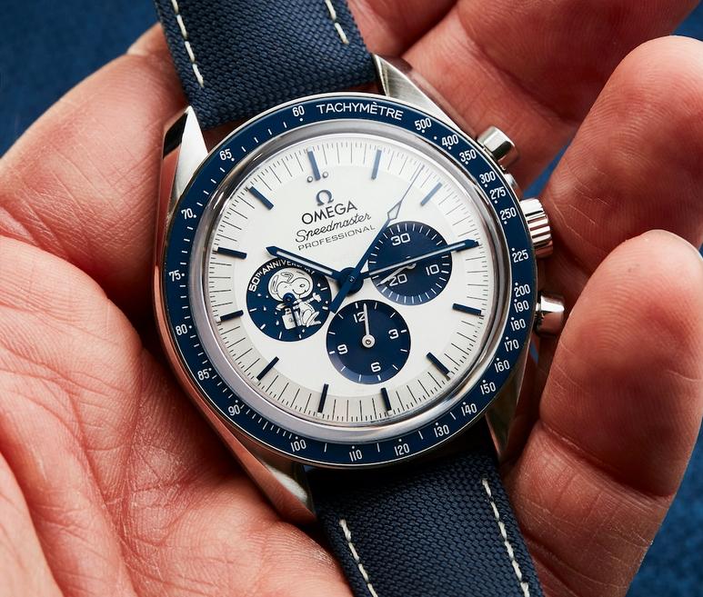 Replica Omega Speedmaster Professional Apollo 13 50th Anniversary Silver Snoopy Award Watch Price